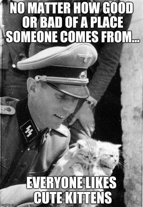 Nazi Memes - nazi kittens imgflip