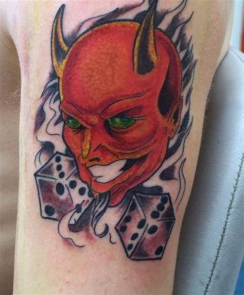 little devil tattoo designs tattoos