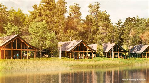 Creek Cabins by New Waterfront Cabins Coming To Disney S Fort Wilderness Lodge Blogs