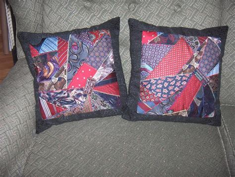 mens ties craft projects using s ties in quilts and creative project