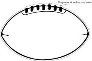 Football Drawing Template by Best Football Outline 8605 Clipartion