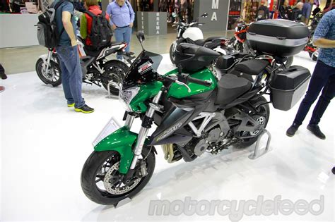 Bmw Motorrad Usa Address by Mf Focus 2015 Benelli Bn 600 R At Eicma 2014 Columnm