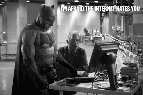 Sad Batman Meme - sad batman the internet hates you sad batman know