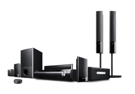 sony dav hdxwf home theater system ubergizmo