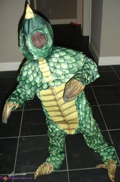 sleestak land   lost character costume