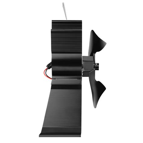 Fireplace Heat Fan by Black Blade Heat Powered Stove Fan Eco Friendly