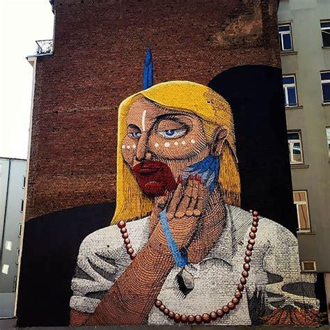 nunca  mural  frankfurt germany streetartnews