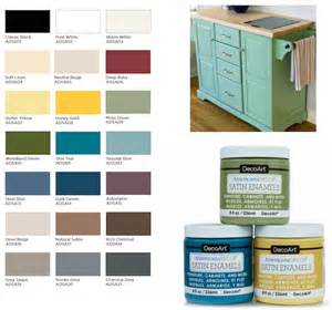 americana chalk paint colors decoart diy 2016 new americana decor products