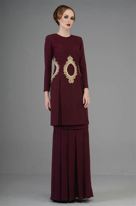 Baju Boneka Dress 4 highness raya look 6 by rizman ruzaini kebaya baju