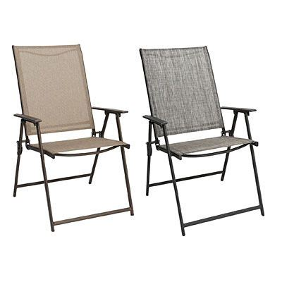 folding sling chairs at big lots home