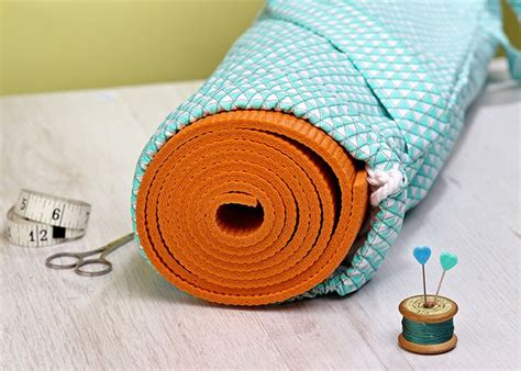 yoga mat case sewing pattern 17 best images about be creative sewing on pinterest
