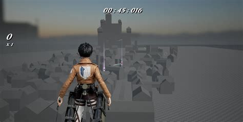attack on titan fan game back in action guedin s attack on titan fan game all