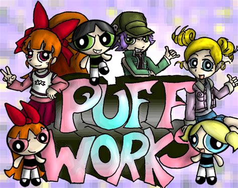 New Puff by New Puff Works Logo By Aggiepuff On Deviantart