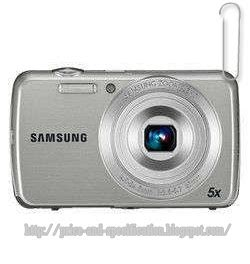 Samsung Kamera Tinggi harga kamera digital samsung pl20