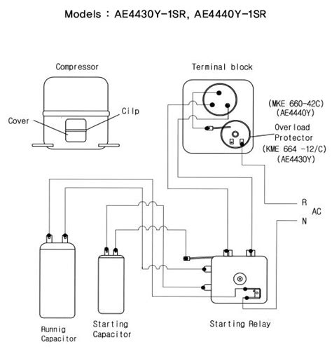 start capacitor wiring carrier start capacitor wiring diagram get free image about wiring diagram