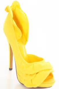 Yellow Shoes Yellow Images Yellow Shoes Wallpaper And Background Photos