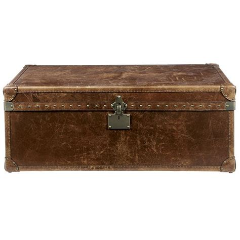 houston end of bed trunk from feather black storage trunks housetohome co uk