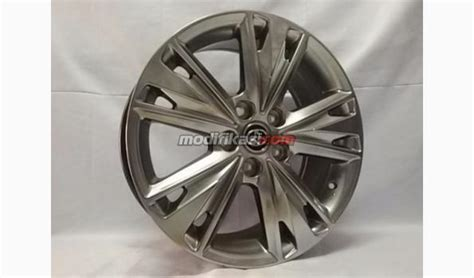 Menjual Velg Mobil Hsr Wheel Sumatra Barat velg hsr wheel ring 17 innova hb