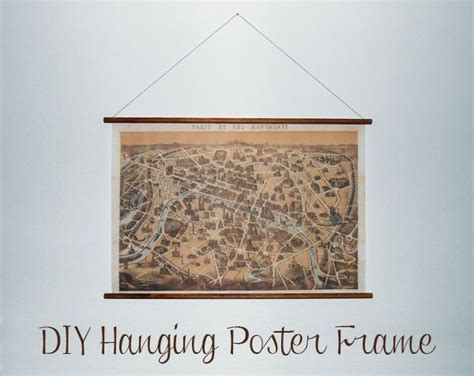 poster frame ideas best 25 hanging posters ideas on pinterest on the
