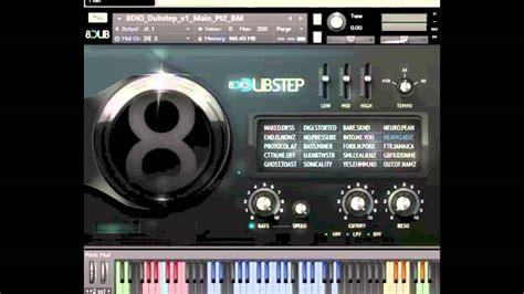 8dio Dubstep 8dio dubstep groove design kits