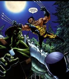 The incredible hulk vs wolverine world war hulk lowbrowcomics