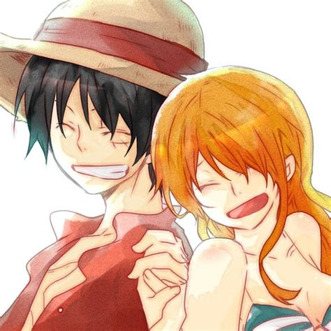 Nami Images Luffy Nami 2 Wallpaper And Background Photos