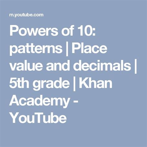 pattern recognition khan academy 17 best images about school stuff on pinterest