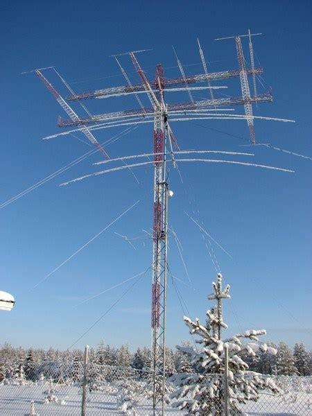 radio arcala antenna collapsed iw5edi ham radio