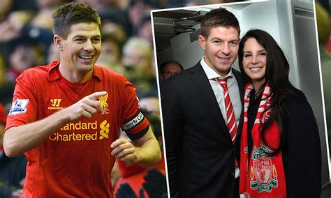 Dvd Liverpool Gerrard A Year In steven gerrard thanks liverpool coach for hugo lloris dvd