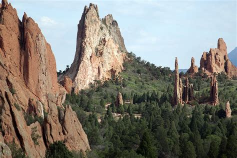 Garden Of The Gods Rock Formations Rock Formations Garden Of The Gods Photo Dave Petersen Photography Photos At Pbase