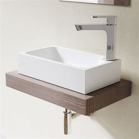 small basin durovin stone small basin sink vanity unit countertop or