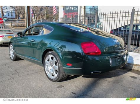 green bentley 2005 barnato green bentley continental gt 77332088 photo
