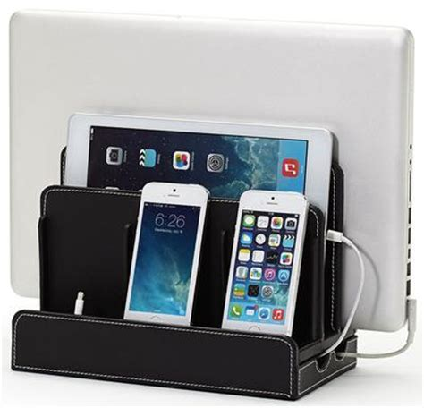 electronic charging station charging station organizer ideas for phones other