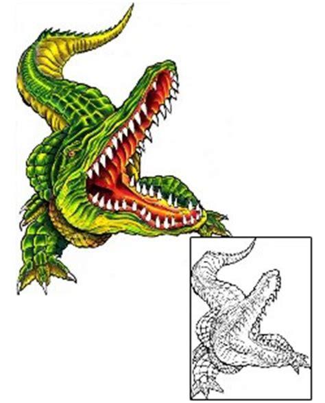 new school alligator tattoo tattoo johnny alligator tattoos