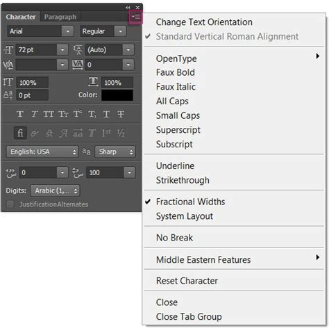 adobe illustrator cs6 justify text how to justify text in photoshop image collections how