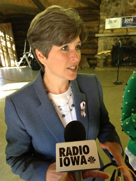 ernst declines invitation  des moines register