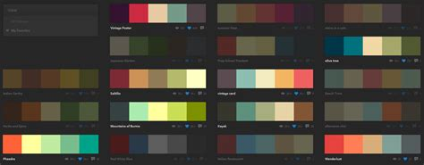 colour schemes for websites church website color poll the elite 8 aboundant