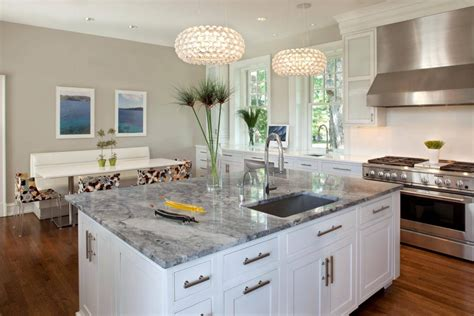 White Quartz Kitchen Countertops Pictures Of Kitchen Cabinets And Countertops The Home Design