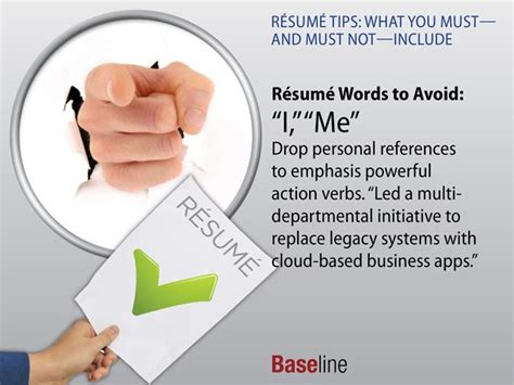 Resume Tips To Avoid What To Include And Not Include In R 233 Sum 233 S