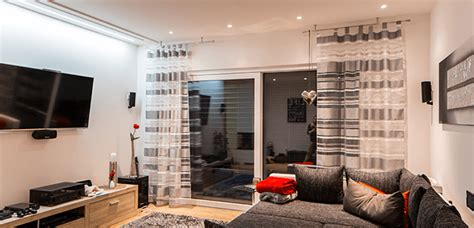 beleuchtung led spots loxone led spots exzellentes licht im smart home