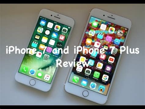 iphone 7 and iphone 7 plus review iphone hacks
