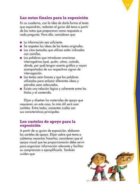 libros de primaria 2016 2017 iscindianet espa 241 ol cuarto grado 2016 2017 online p 225 gina 9 de 160