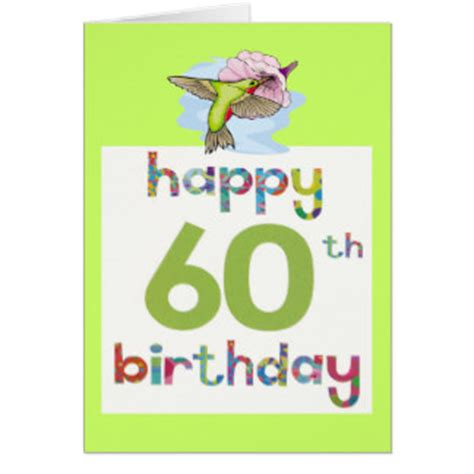 happy 60th birthday card template 60th birthday free cards photo card templates