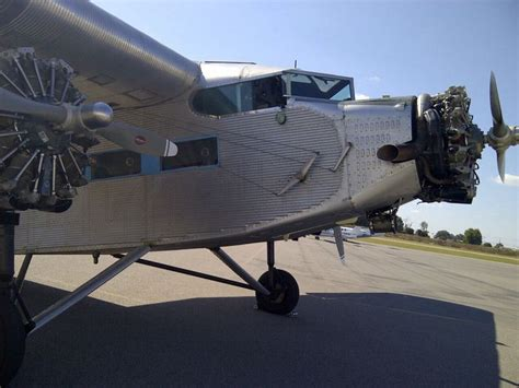 Ford Trimotor by Ford Trimotor Antique Airplane Ford Trimotor Airplane