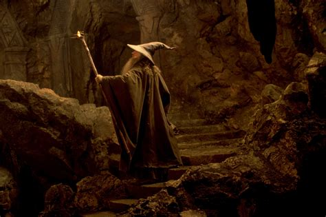 Lord Of The Ring Gandalf the lord of the rings gandalf moria wizard the