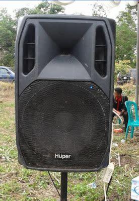 Speaker Aktif Huper Qa15a harga speaker aktif huper 15 inchi bagus untuk sound