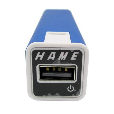Power Bank Hame hame power bank 2600mah model hame mp3 for smartphone