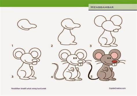 tutorial menggambar fauna pinterest the world s catalog of ideas
