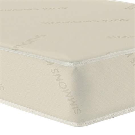 simmons organic crib mattress crib mattress the land of nod