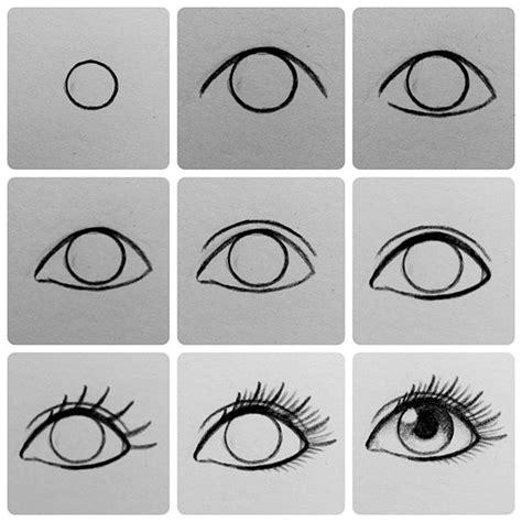 imagenes de ojos faciles de dibujar resultado de imagen para como dibujar ojos arte